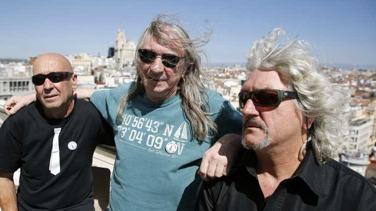 El grupo musical Leño edita una antología con su discografía