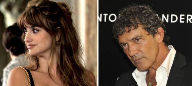 Antonio Banderas y Penélope Cruz coincidirán por primera vez en una película