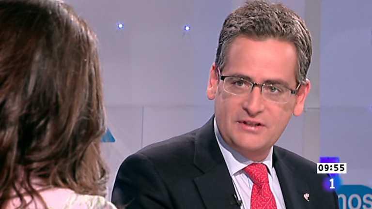 Los desayunos de TVE - Antonio Basagoiti, presidente del PP en el País Vasco