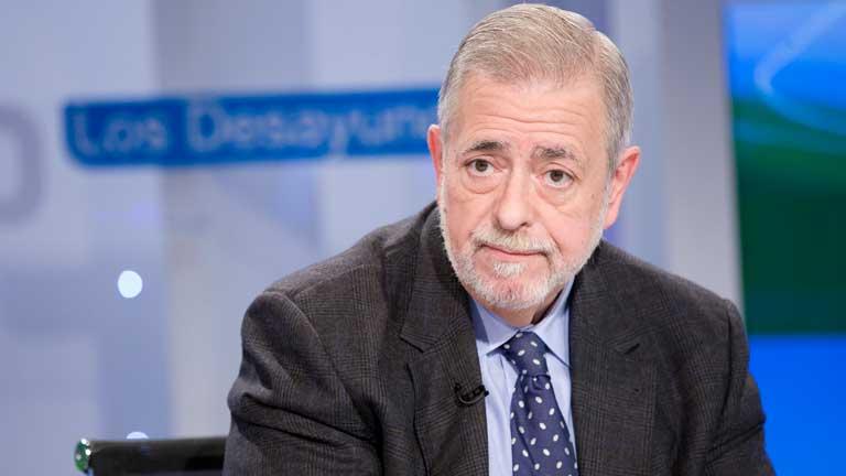 Los desayunos de TVE - Antonio Beteta, Secretario de Estado de Administraciones Públicas