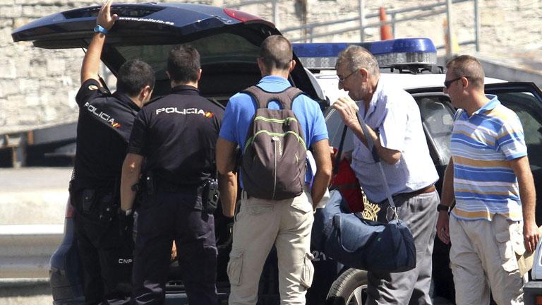 El preso por el que intercedió el rey en Marruecos cumplirá el resto de la condena en España