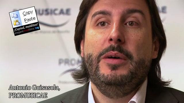 ¡Copiad, malditos! - Entrevista completa a Antonio Guisasola