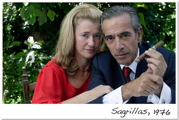 Antonio y Merche, diez años de amor en 'Cuéntame cómo pasó'
