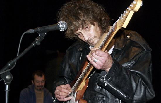 Antonio Vega, una vida plagada de canciones