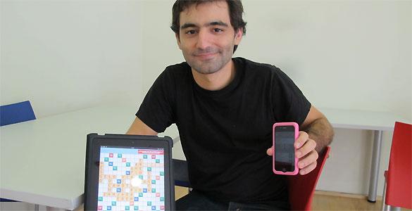 Máximo Cavazzani, fundador de Apalabrados