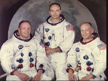 Apollo 11 - Tripulación