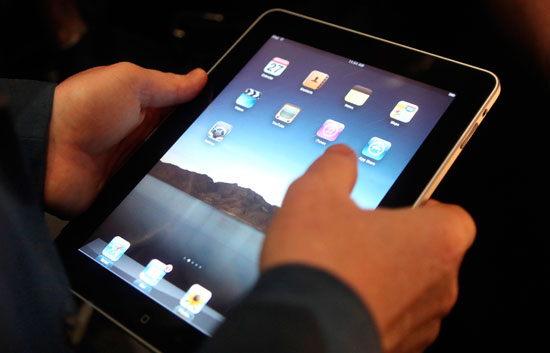 Apple lanza el iPad, su nuevo 'tablet'