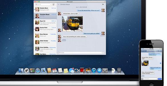 La nueva versión permite comunicar un ordenador Mac con todos los dispositivos desarrollados por la compañía