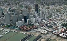 Los mapas 3-D con la tecnología de C3 permiten además ver las imágenes tridimensionales desde cualquier ángulo.