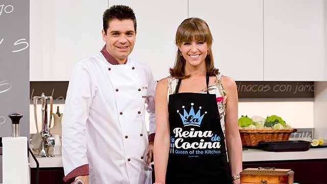 Más Gente - Más Cocina - Aprende cocina con Sergio Fernández y María José Molina
