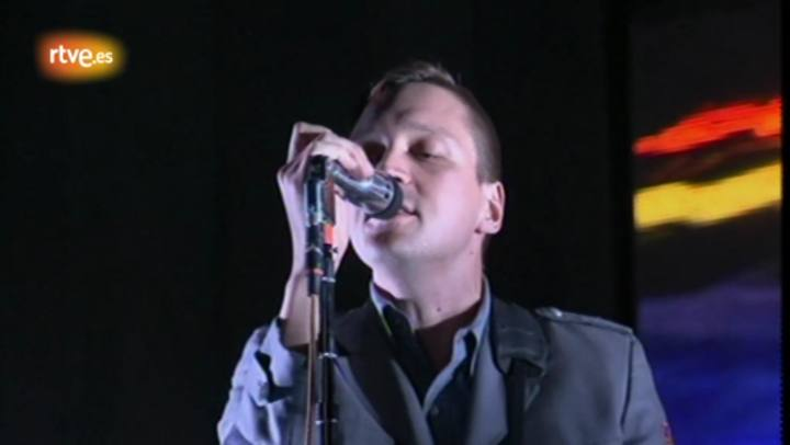 Ir al Video Arcade Fire en el FIB 2011