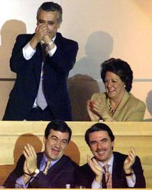Arenas, nuevo secretario del PP en 1999