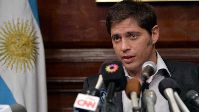 Argentina niega la suspensión de pagos