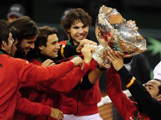 Ver vídeo  'La 'Armada' levanta la quinta Copa Davis'
