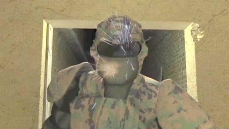 El ejército estadounidense desarrolla armaduras para convertir en invencibles a los soldados