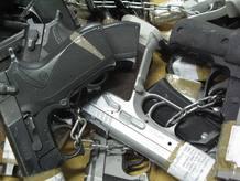 armas cortas en subasta