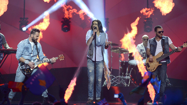 Final de Eurovisi&oacute;n 2013 - Armenia