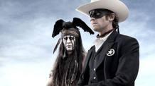 Armie Hammer y Johnny Depp son El Llanero Solitario y Tonto