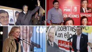 Ver vídeo  'Arranca la campaña de las elecciones en Asturias 2012'
