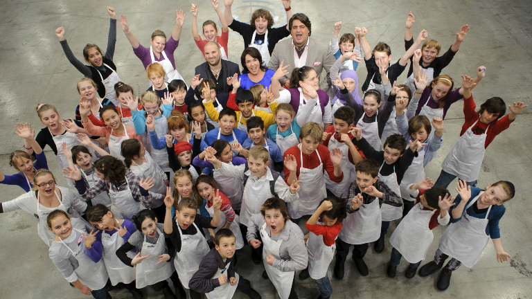 Arrancan los castings de MasterChef Junior