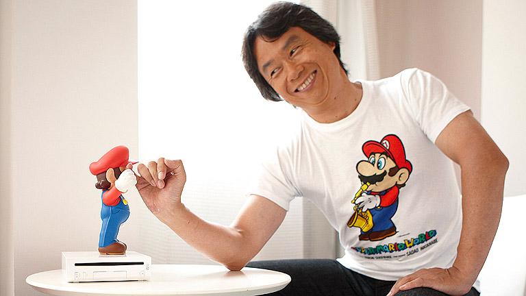 Miyamoto, cerebro creador de Zelda o la saga de Mario, Premio Príncipe de Asturias