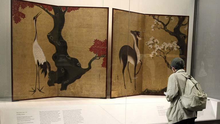Una exposición en el Museo del Prado conmemora el año dual España-Japón