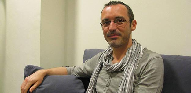 Arthur de Pins en el Salón del cómic de Barcelona