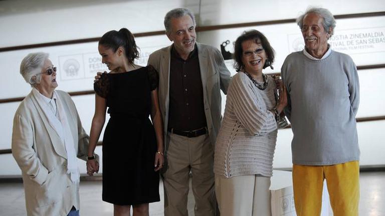 Informe Semanal: El artista y la modelo, según Trueba