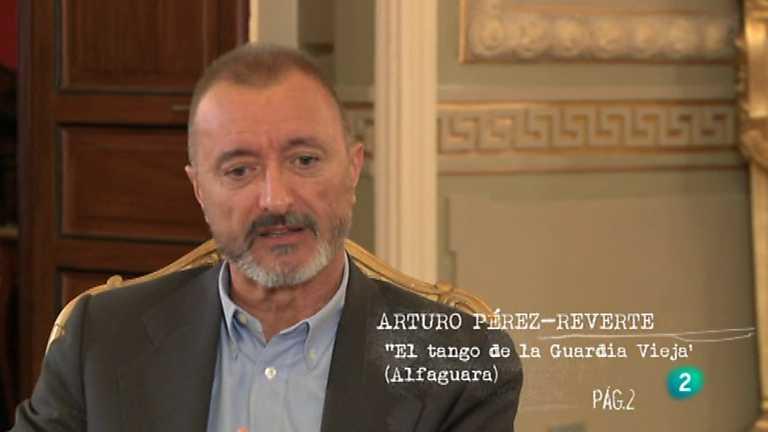 Página 2 - Arturo Pérez Reverte