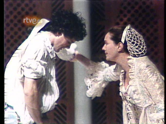 Arxiu TVE Catalunya - Les Noces de Fígaro (1a part)
