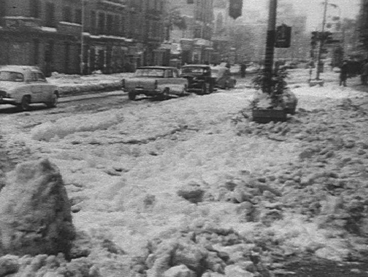 Arxiu TVE Catalunya - Memòria Popular: La nevada del 1962