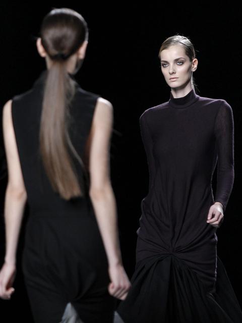 Arzuaga presenta su colección principal en París, en la Semana de la Moda francesa