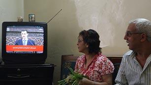 Ver vídeo  'Al Asad se dirige a la nación en una de sus escasas apariciones públicas'