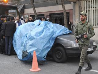 Ver vídeo  'Asesinado en Irán un químico relacionado con el programa nuclear'