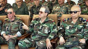Ver vídeo  'Asesinados el ministro y viceministro de defensa Sirio en un atentado en Damasco'