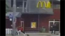 Así empezó el tiroteo en el centro comercial de Múnich