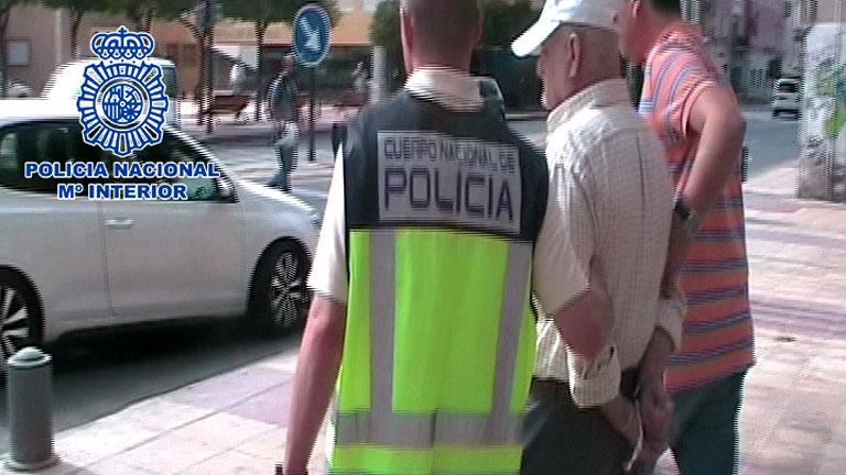 Así fue la detención en Murcia del pederasta indultado en Marruecos