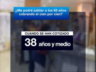Ver vídeo  'Así quedan las pensiones en España tras la reforma aprobada por el Gobierno'