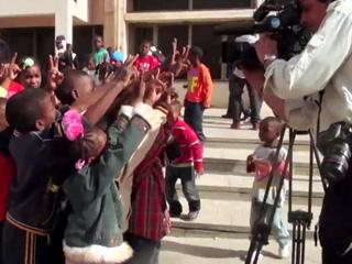 """Ver vídeo  'Asi se hizo """"Libia, la hora de la verdad""""'"""