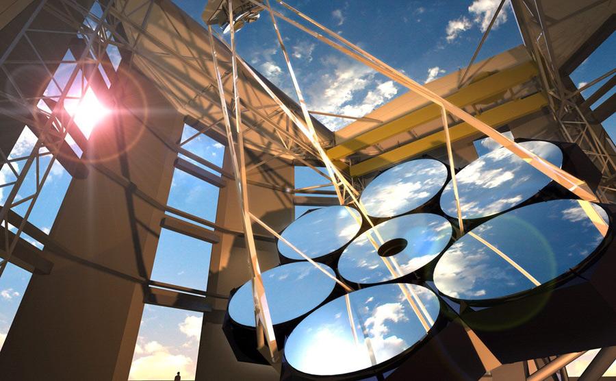 Así será el Telescopio Gigante Magallanes
