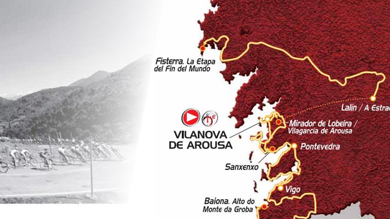 Así será la Vuelta 2013