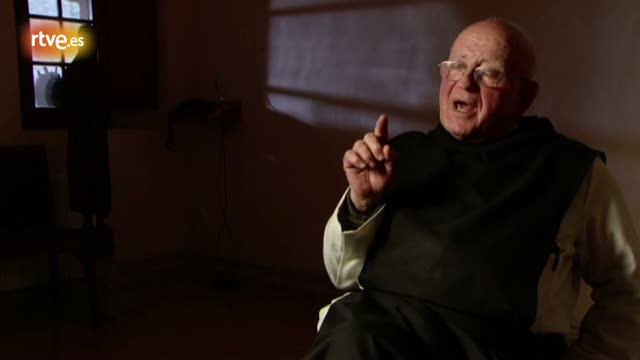 El padre Francisco Martínez Soria, asimilando hábitos ecológicos