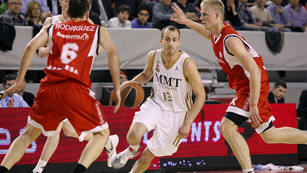 Assignia Manresa 93-96 Real Madrid