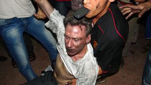 Ver vídeo  'Un ataque de radicales islamistas mata al embajador Christopher Stevens en Bengasi, Libia'