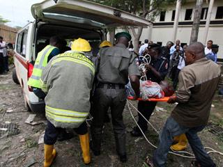 Ver vídeo  'Atentado contra la sede de la ONU en Nigeria'