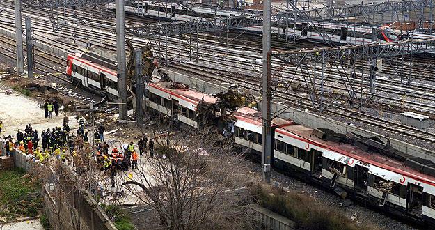 5 11 En M : los atentados del 11m que sacudieron espa a ~ Dailycaller-alerts.com Idées de Décoration