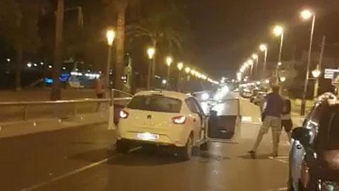 Atentados en Cataluña | Así fue abatido a tiros uno de los terroristas en Cambrils