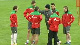 Ver vídeo  'El Athletic confía en sus posibilidades'