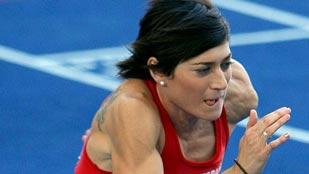 La atleta Mayte Martínez en una imagen de archivo.