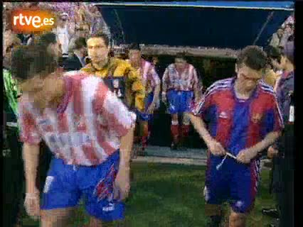 Ver v?deo  'El Atleti gana la Copa del Rey de 1996'